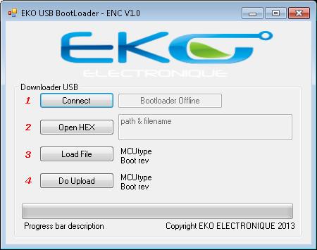 EKO USB Bootloader